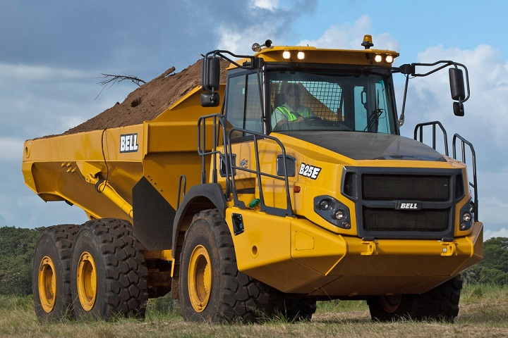 b25e bell dumper for sale