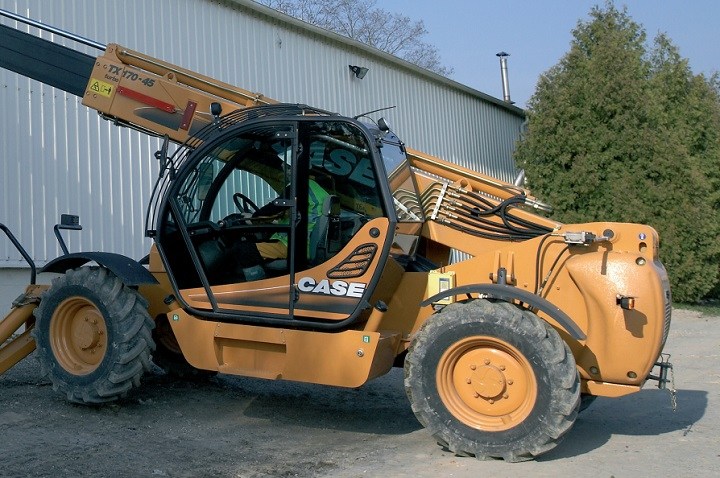case telehandler for sale