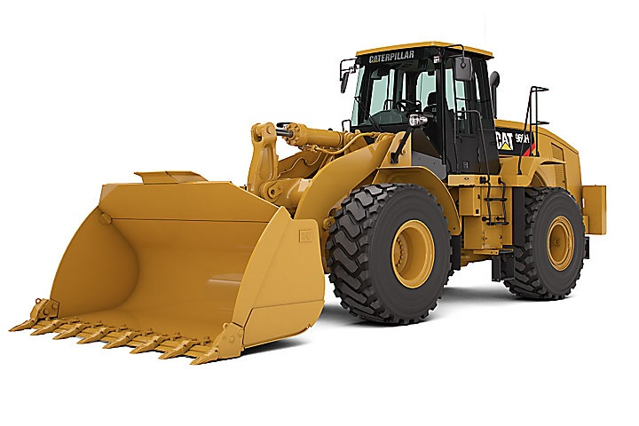 966h cat wheel loader