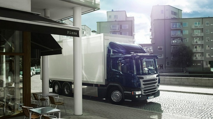 p series scania trucks for sale