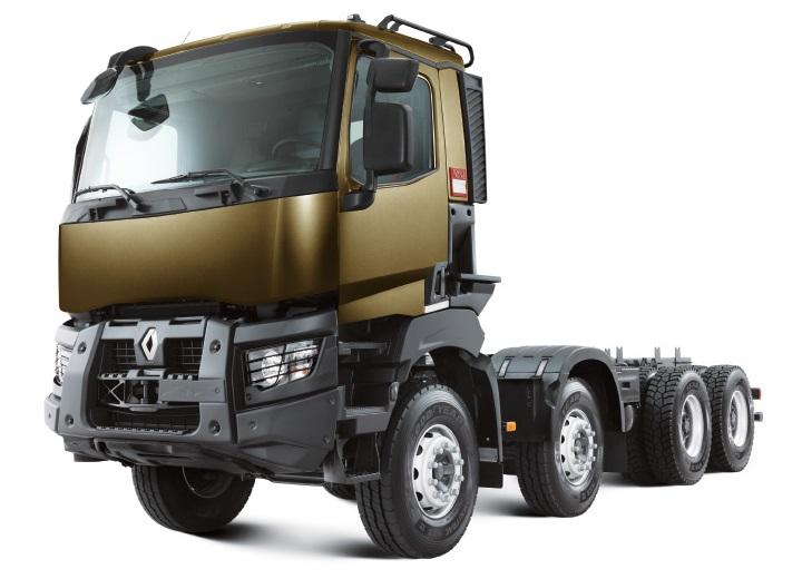k range renault trucks