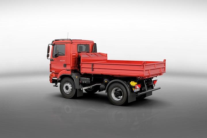 man tgm truck