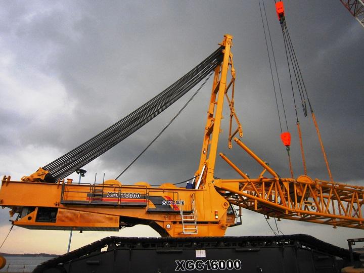 xcmg crane