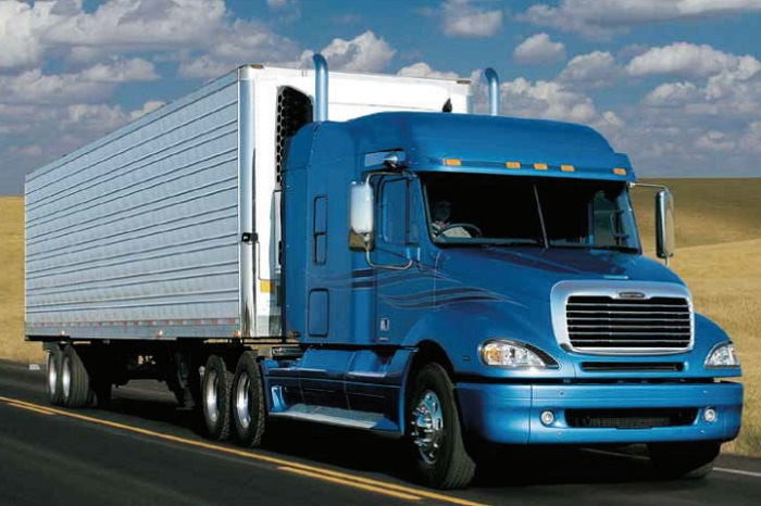 Freightliner Columbia designed for productivity - Truck