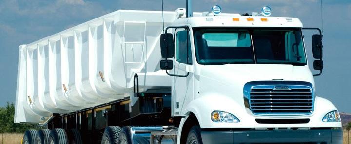columbia freightliner truck