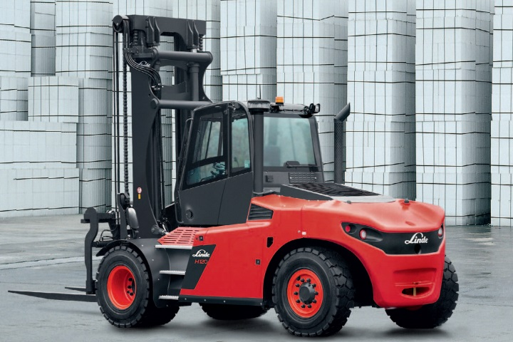 h 100 d to h 180 d linde forklifts
