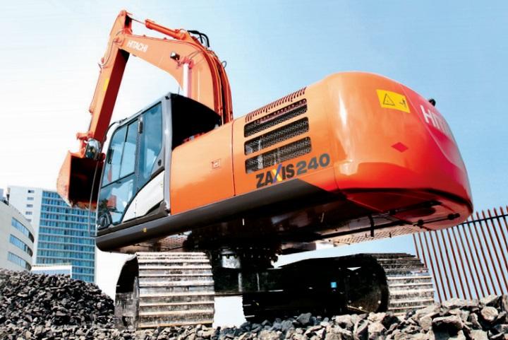 hitachi excavator hydraulic excavator