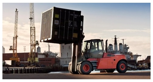 linde forklift performance