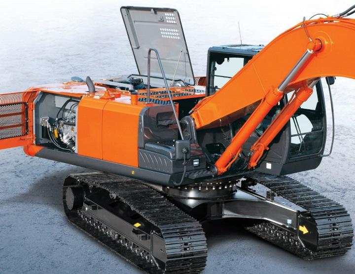 zx240 hitachi excavator maintenance