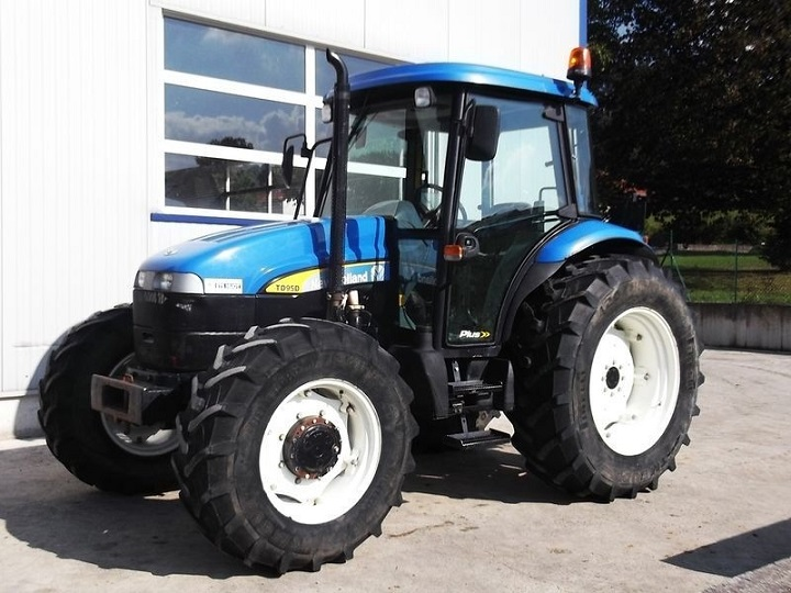 td 95 new holland tractor