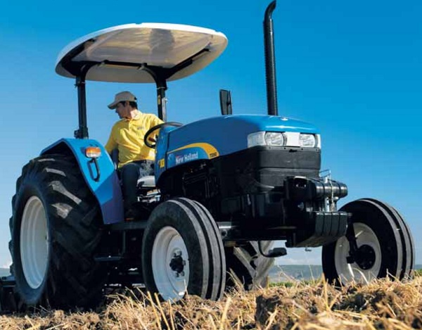 new holland td tractor