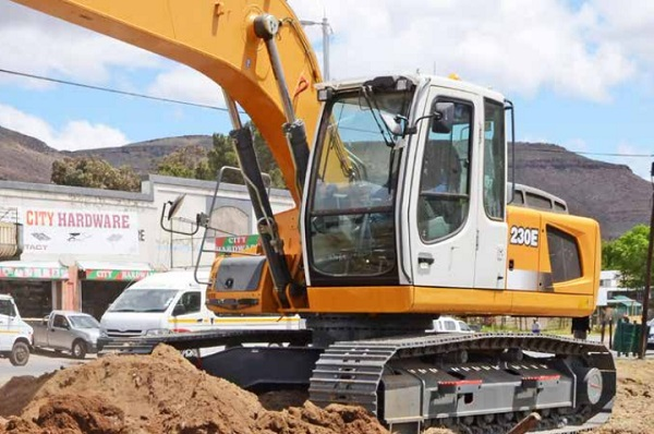 bell e series excavator for sale