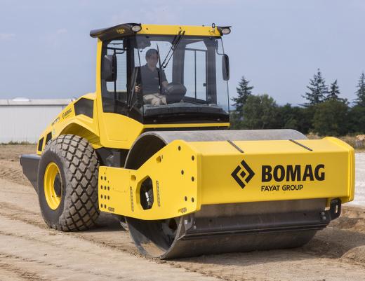 bomag roller for sale