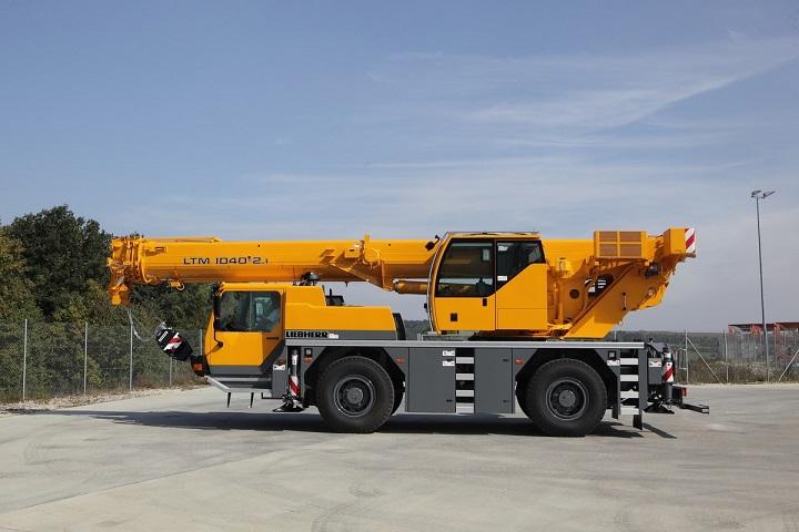 moble crane