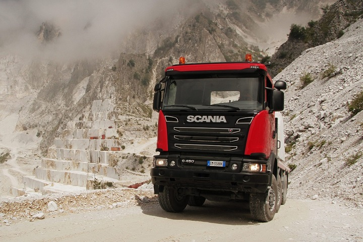 scania g series