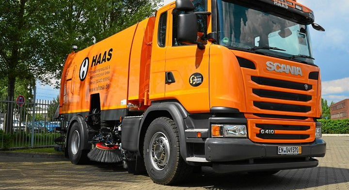 g series scania trucks