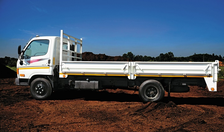hd72 hyundai truck for sale