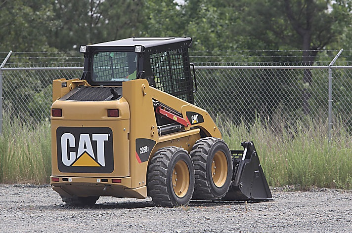 226b skid steer from caterpillar