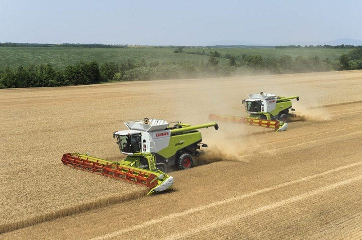 claas lexion combines for sale