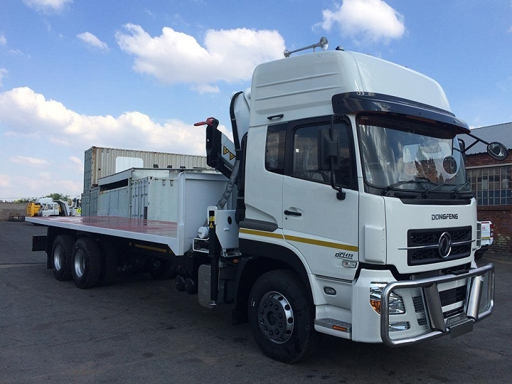 dongfeng dfl 420
