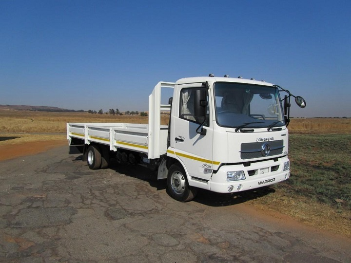 dongfeng dfl 140 warrior