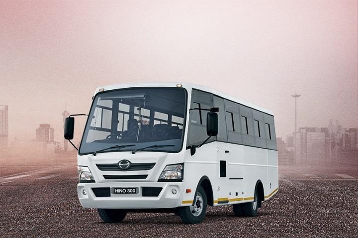 300 series hino bus