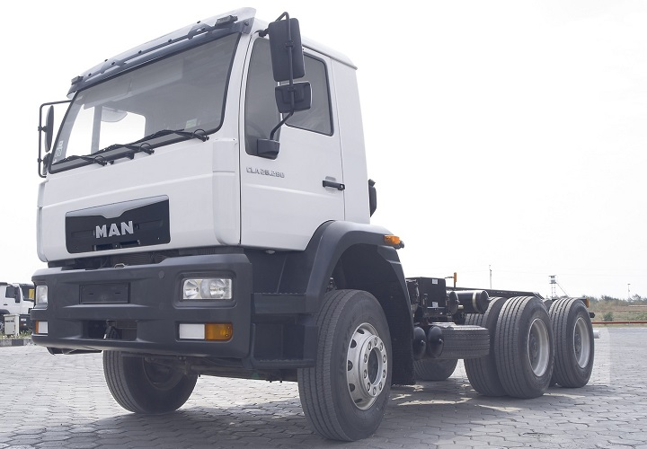 cla man truck for sale