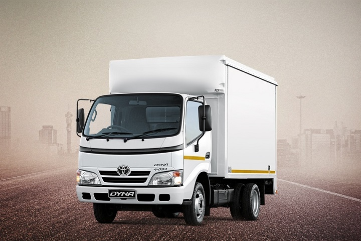dyna truck