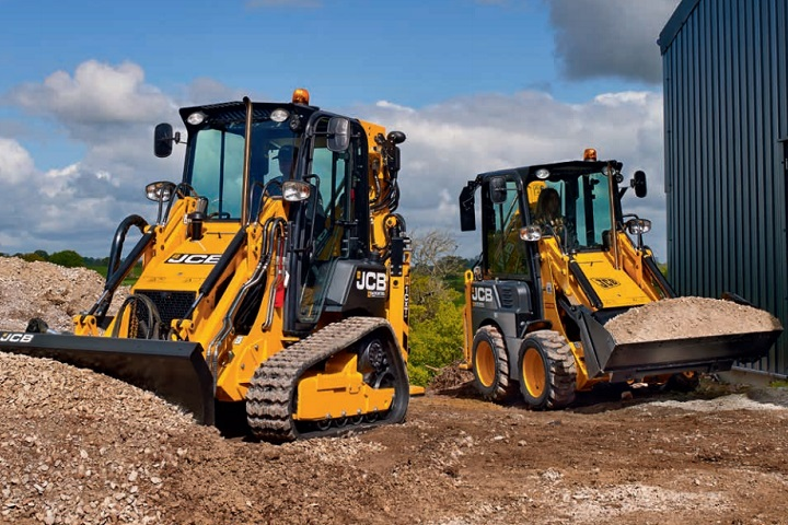 1cx and 1cxt jcb backhoe loader