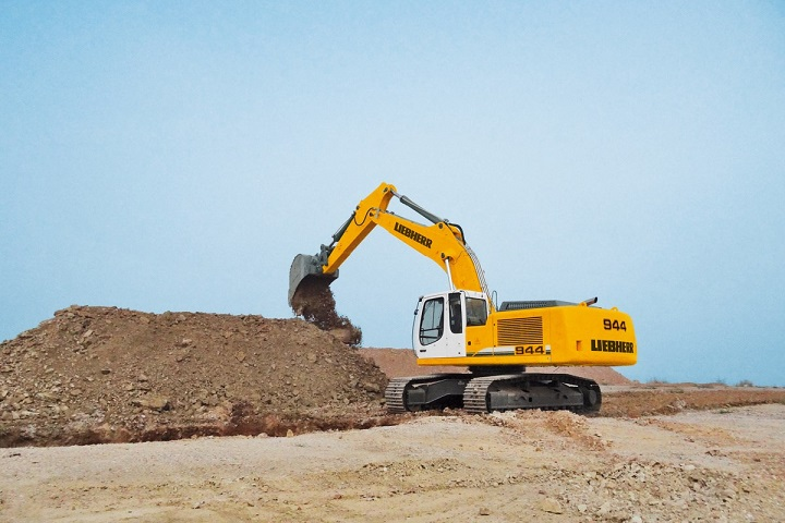liebherr r944 excavator for sale