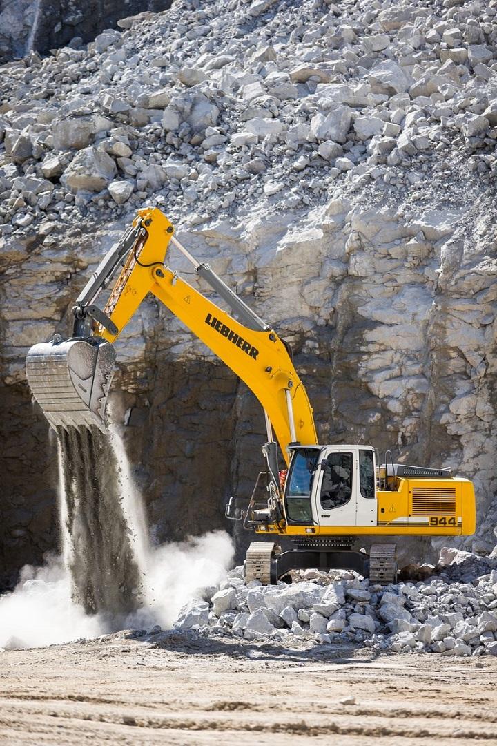 liebherr excavator for sale