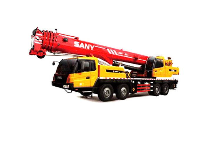 stc500 sany mobile crane