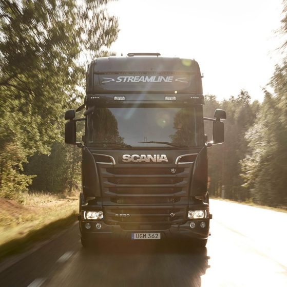 the r series from scania