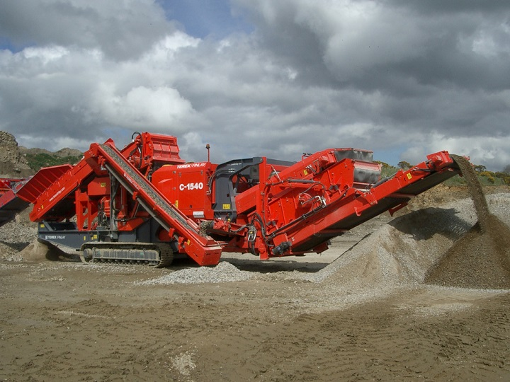 terex finlay c1540rs