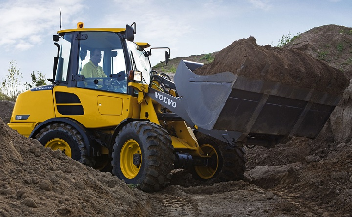 l20f volvo wheel loader