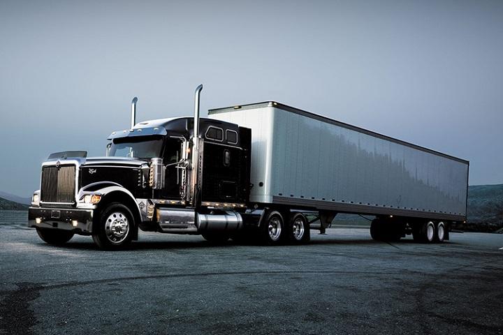 intenational 98i truck