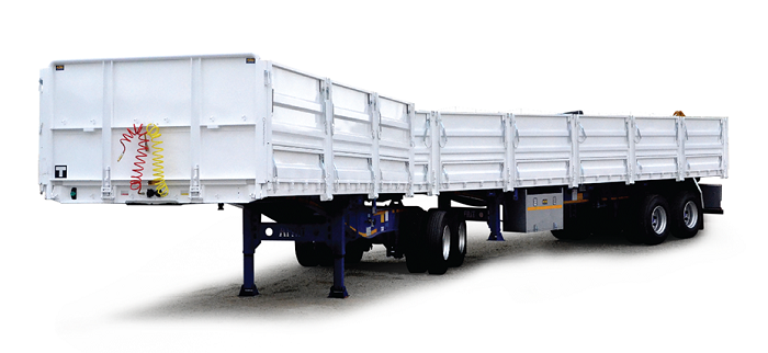 afrit trailer dropside
