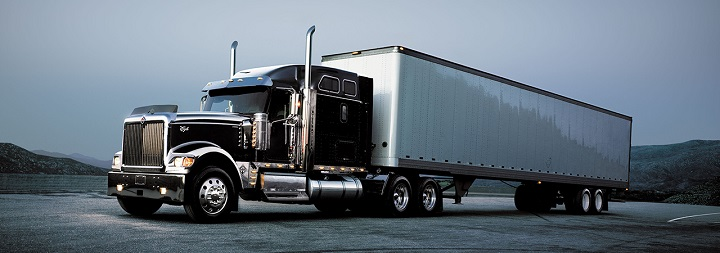9800i truck by international trucks