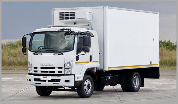 the fsr 800 from isuzu