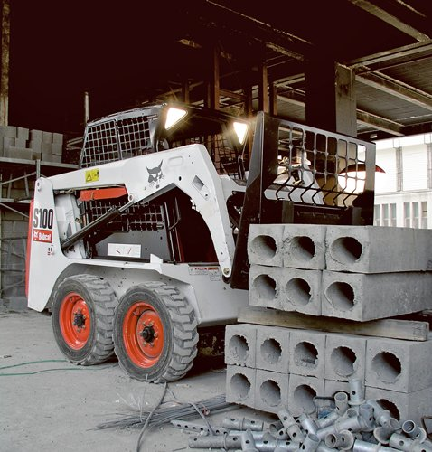 s1000 skid steer from bobcat