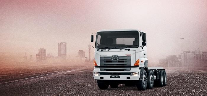 the hino truck 700 series