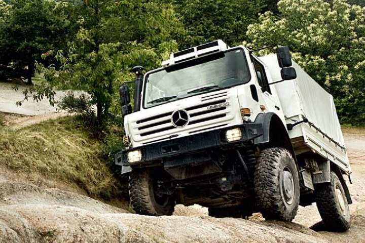 unimog mercedes benz truck for sale