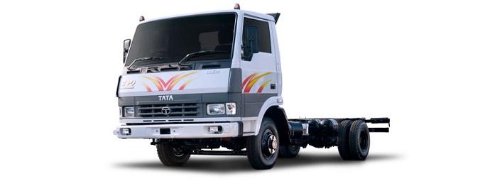 tata 4 ton truck