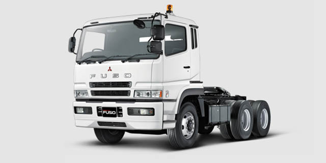 truck by fuso