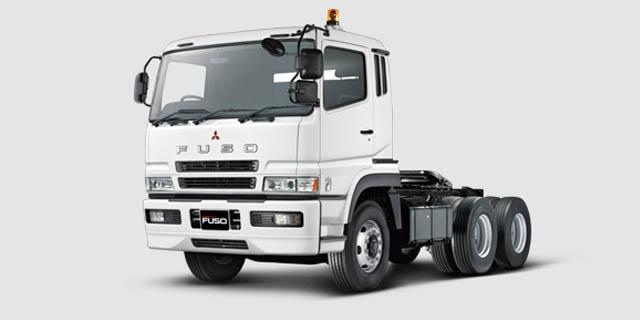 truck by fuso