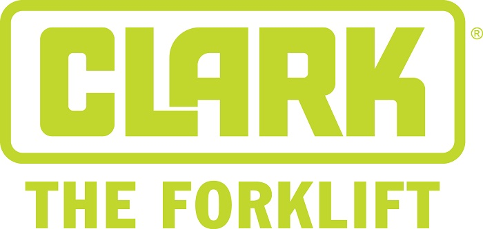 logo by clark forklifts