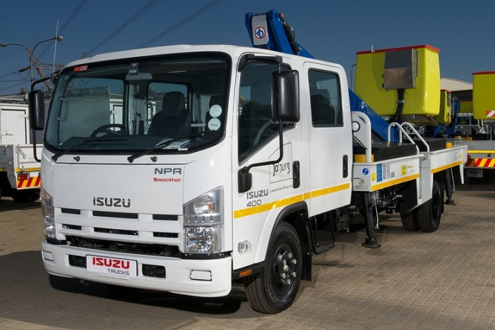 the isuzu crew cab