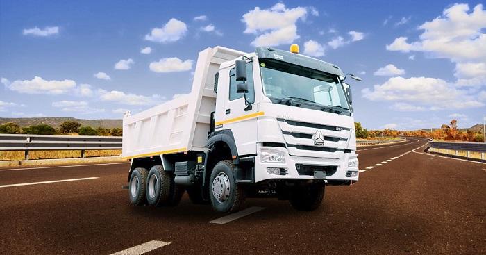 truck by sinotruk