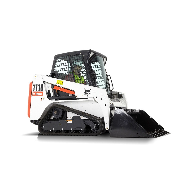 Bobcat loader t110