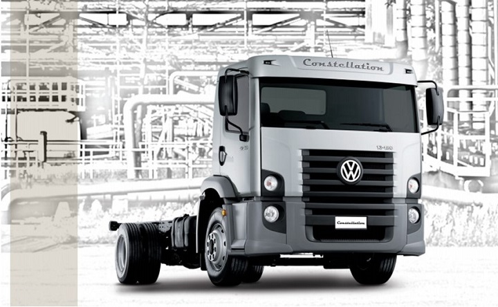 Constellation VW truck